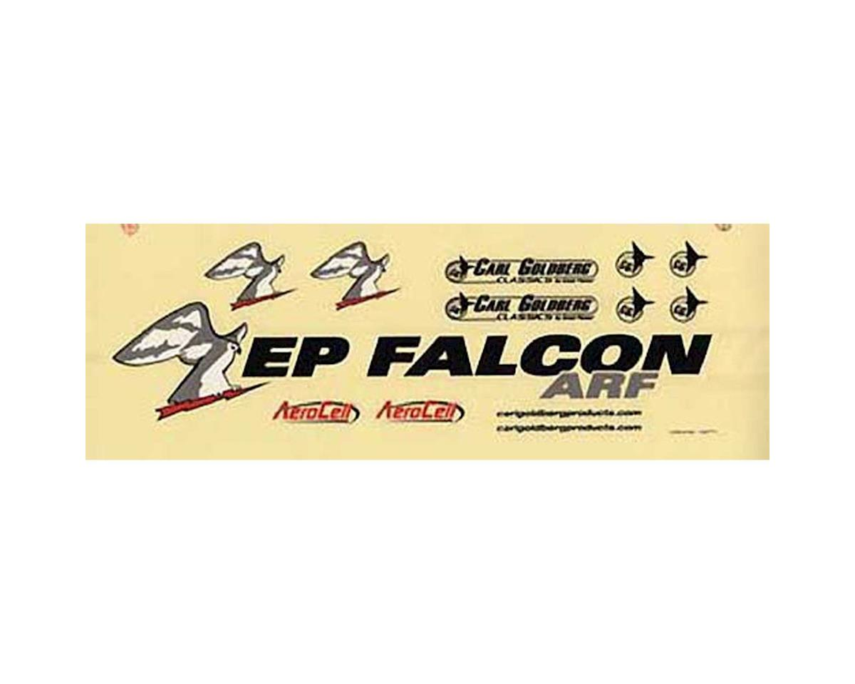 Great Planes Decal EP Falcon ARF