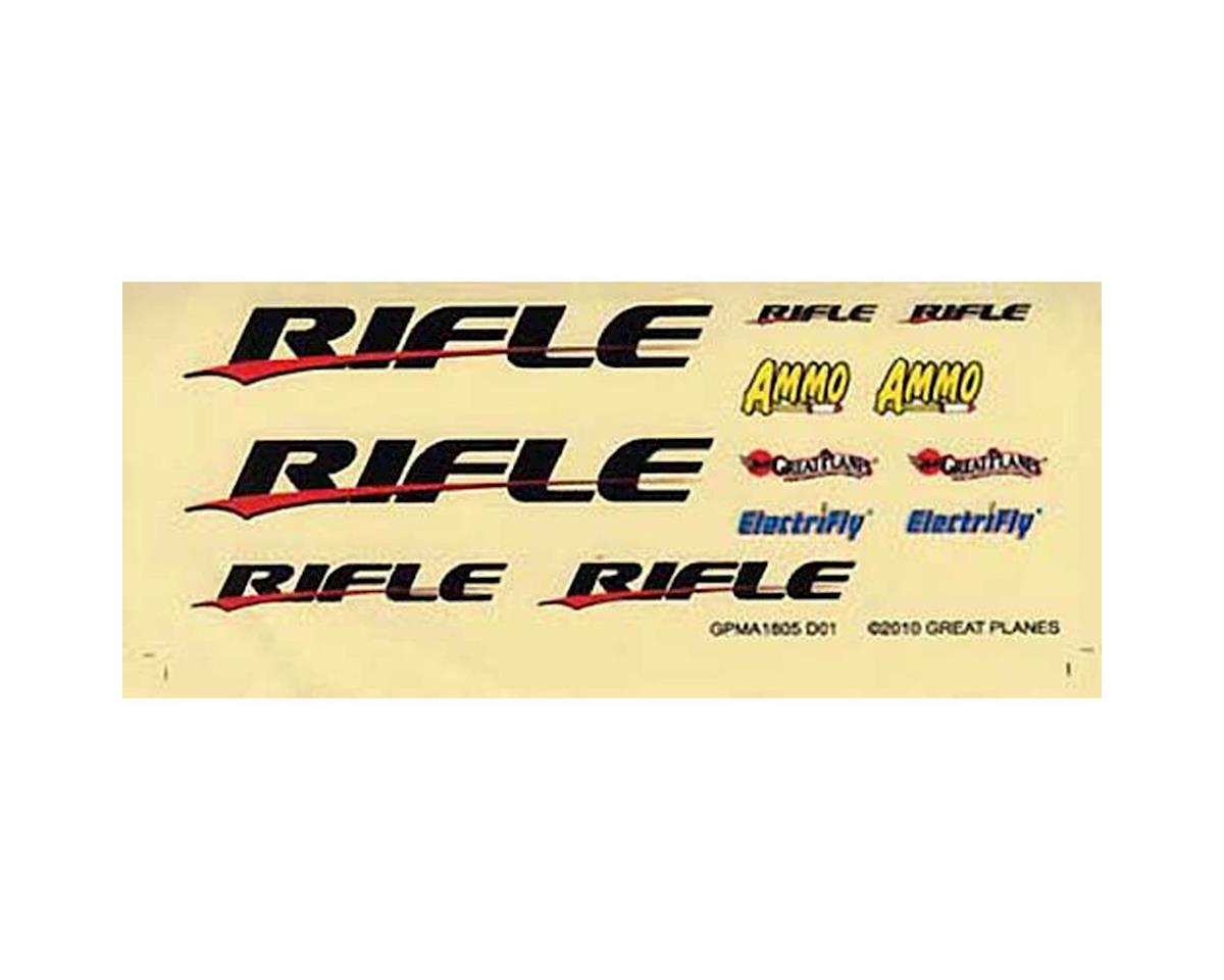 Great Planes Decal Sheet Rifle EP ARF