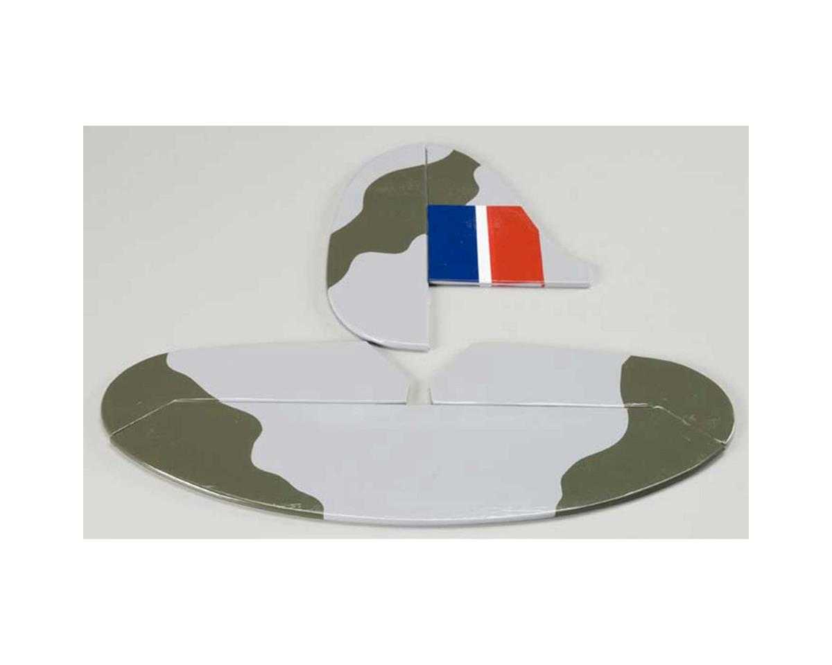 Great Planes Tail Set Combat Spitfire .25 GP/EP ARF