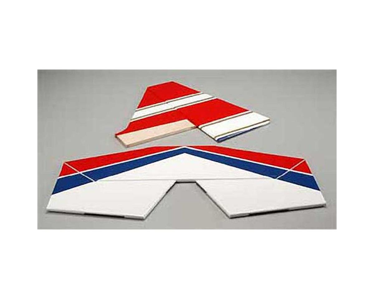 Great Planes Tail Set Ultimate Bipe ARF