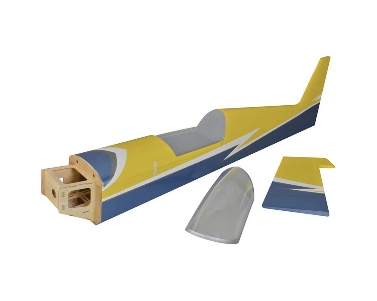 Great Planes Fuselage w/Canopy Hatch Extra 300SP .46-81 EP/GP ARF