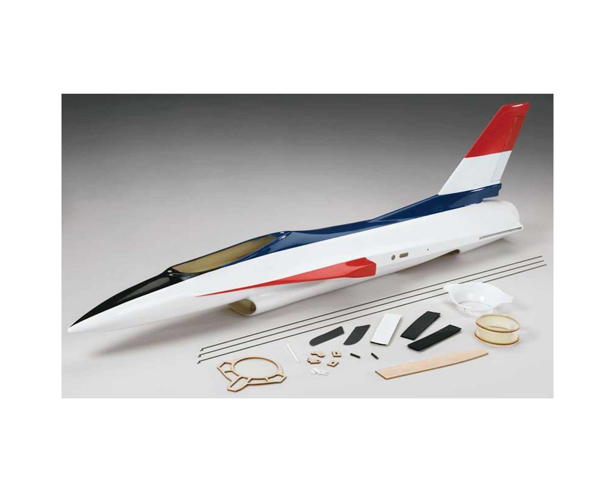 Great Planes Fuselage F-16 Falcon EDF ARF