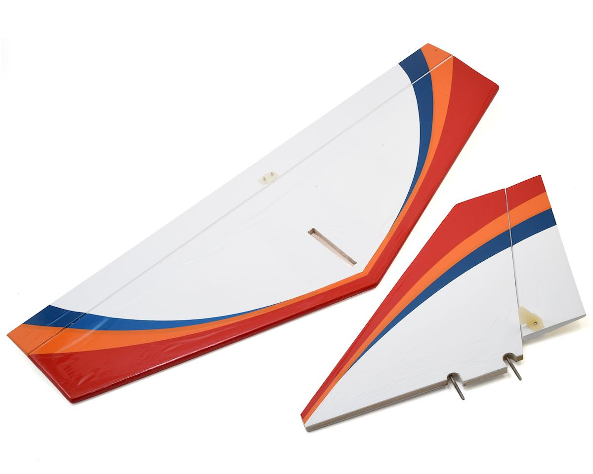 Great Planes Avistar Elite .46 Tail Surface Set (Avistar Elite)