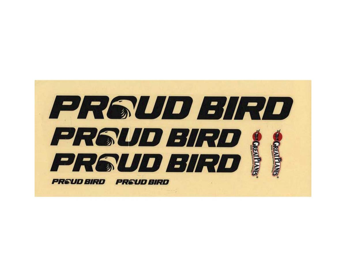 Great Planes Decals Proud Bird EP EF1 ARF