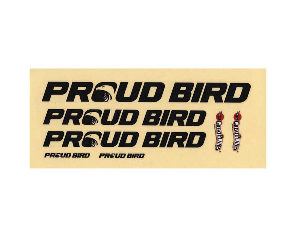 Great Planes Decals Proud Bird EP EF1 ARF