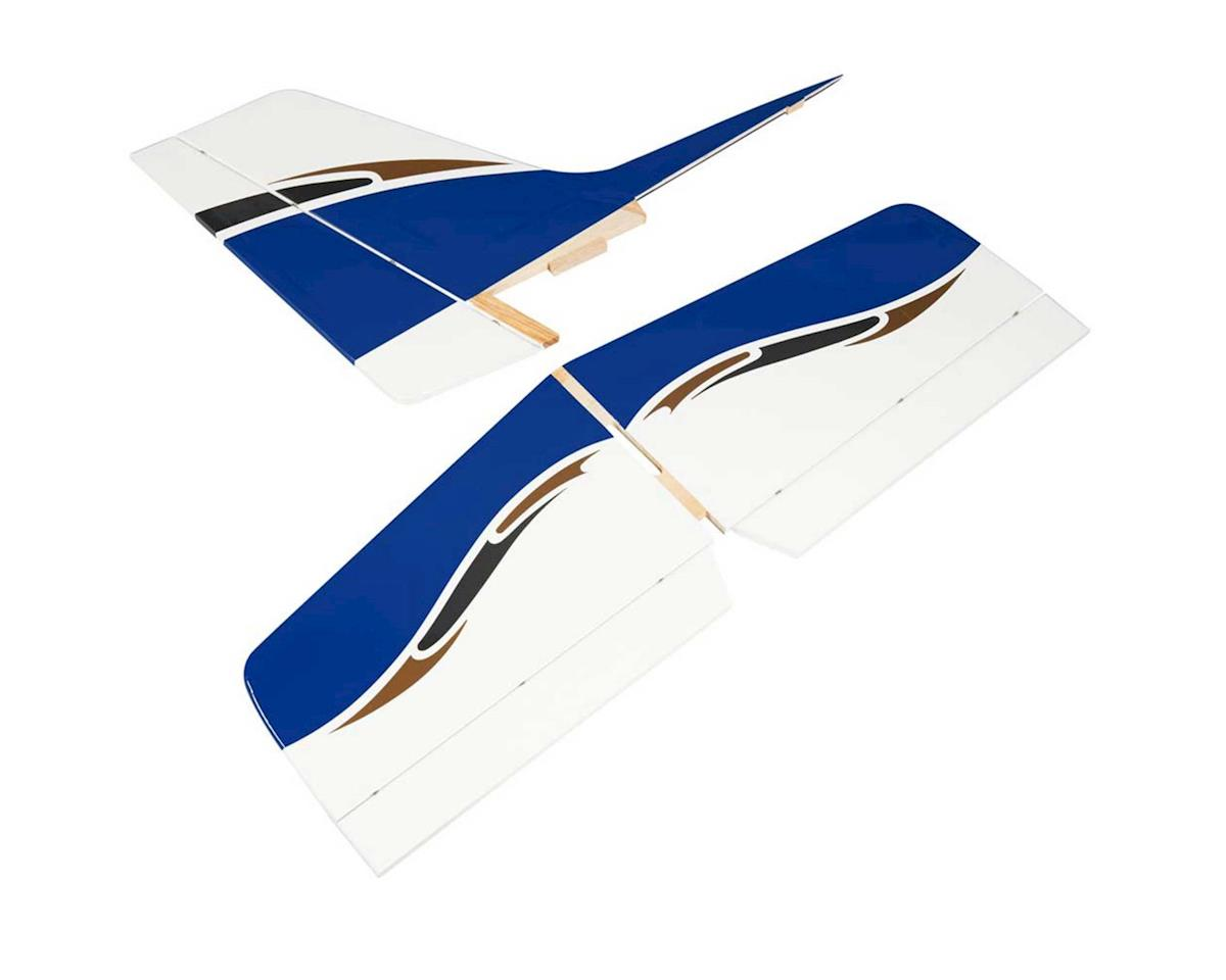 Great Planes Tail Surfaces Set Avistar 30cc/EP ARF