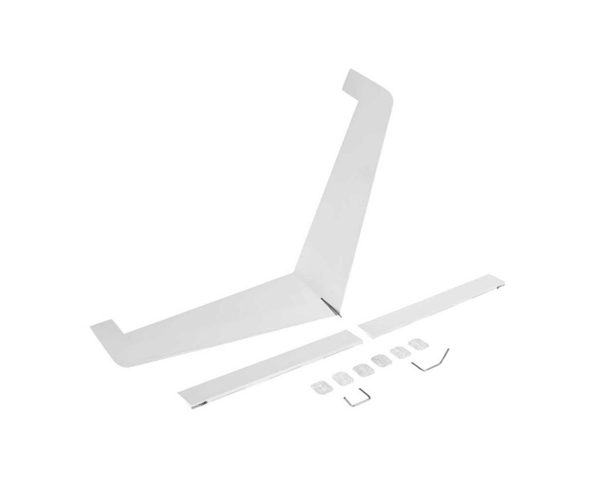 Tail Surface Set QuikV6 Q500 ARF by Great Planes