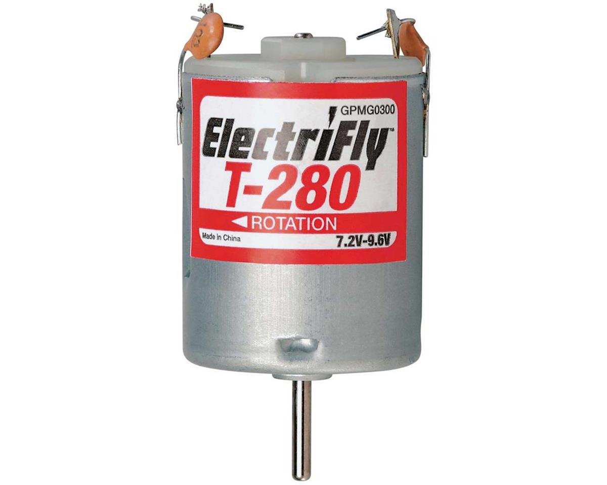 ElectriFly T-280 7.2-9.6V Ferrite Motor by Great Planes