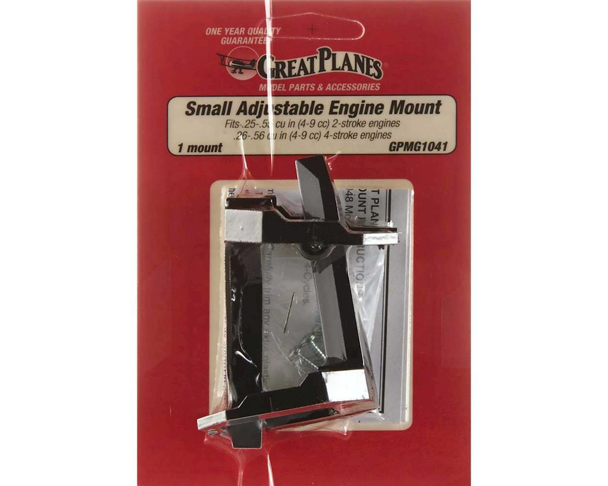 Great Planes Adjustable Engine Mount .20-.48