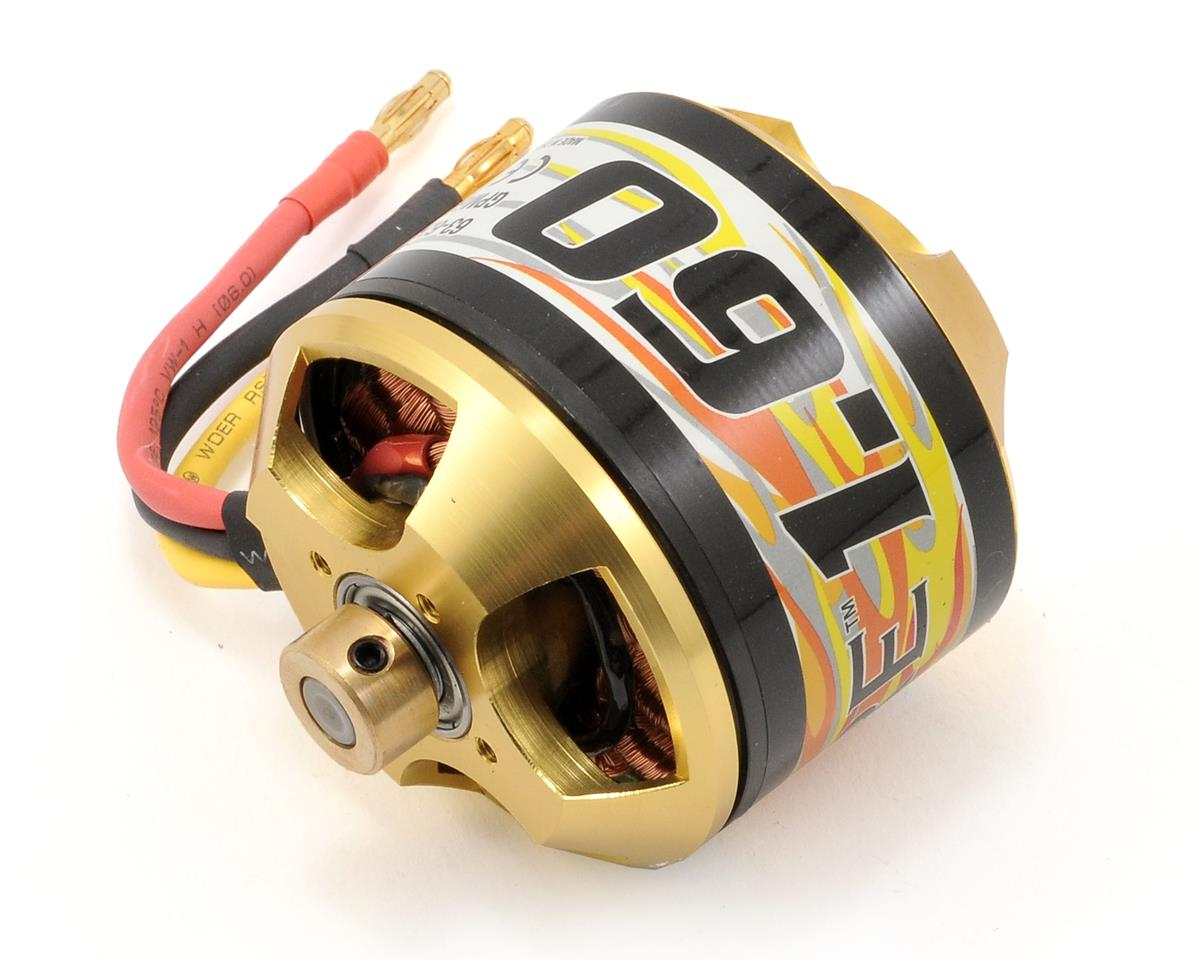 Great Planes Electrifly RimFire 1.60 63-62-250 Brushless Outrunner Motor (250kV)