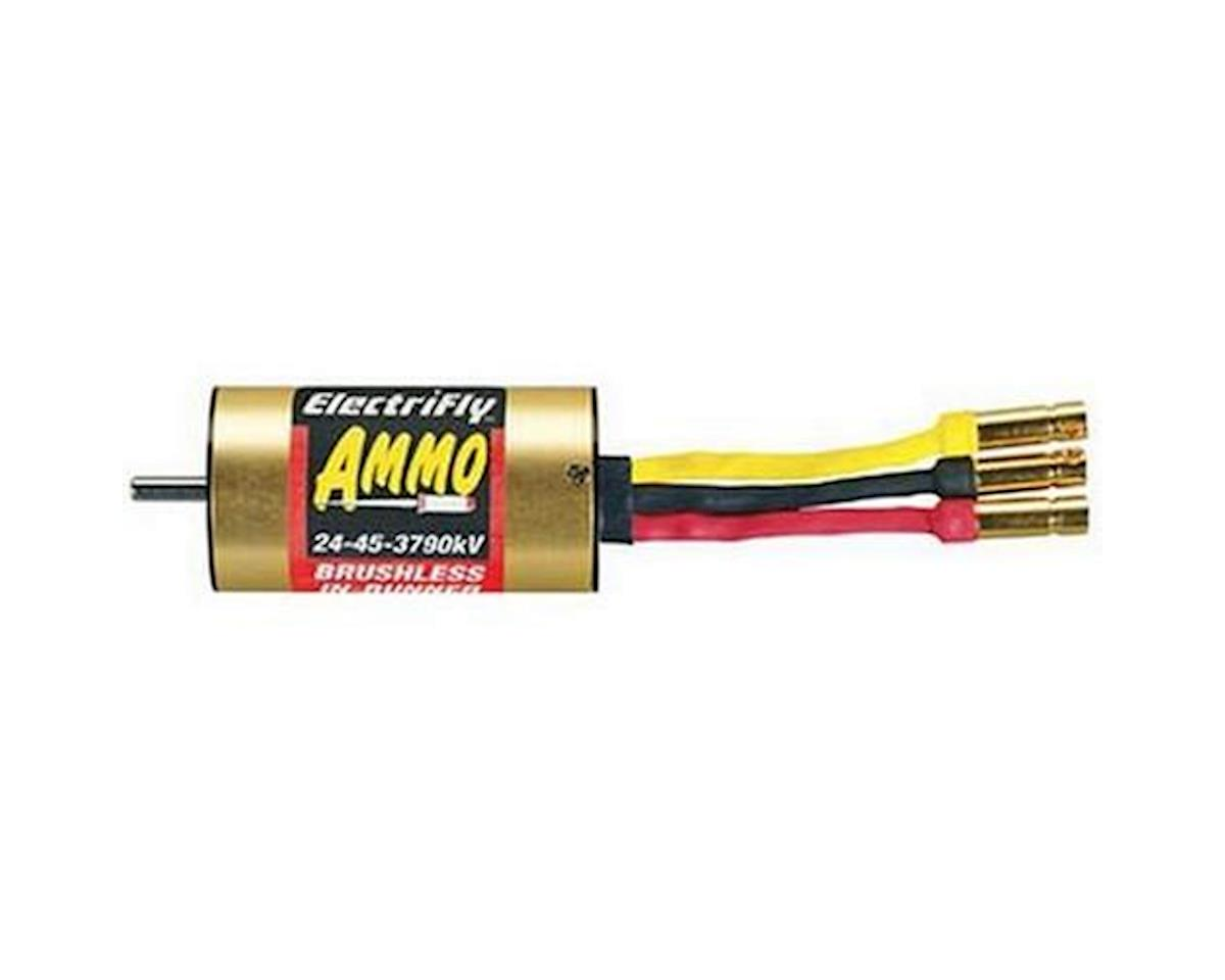 Great Planes Ammo 24-45-3790Kv Brushless Inrunner Motor
