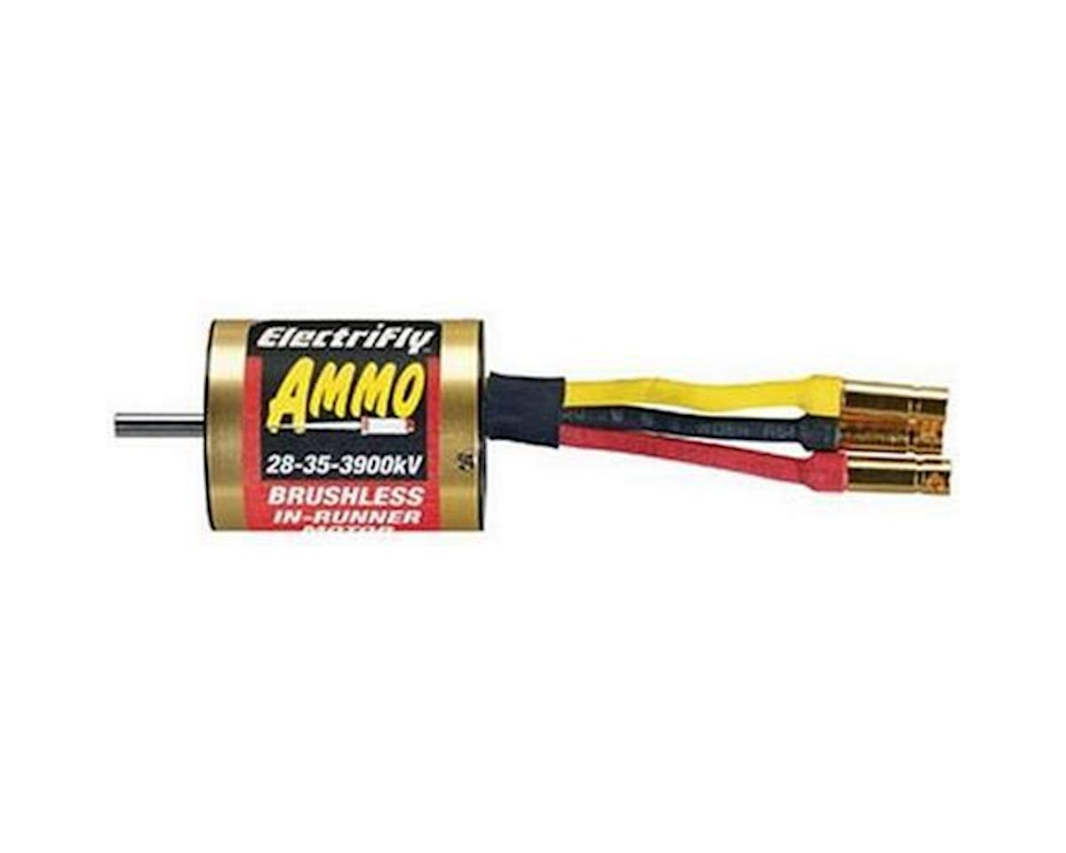 Great Planes Ammo 28-35-3900Kv Brushless Inrunner Motor