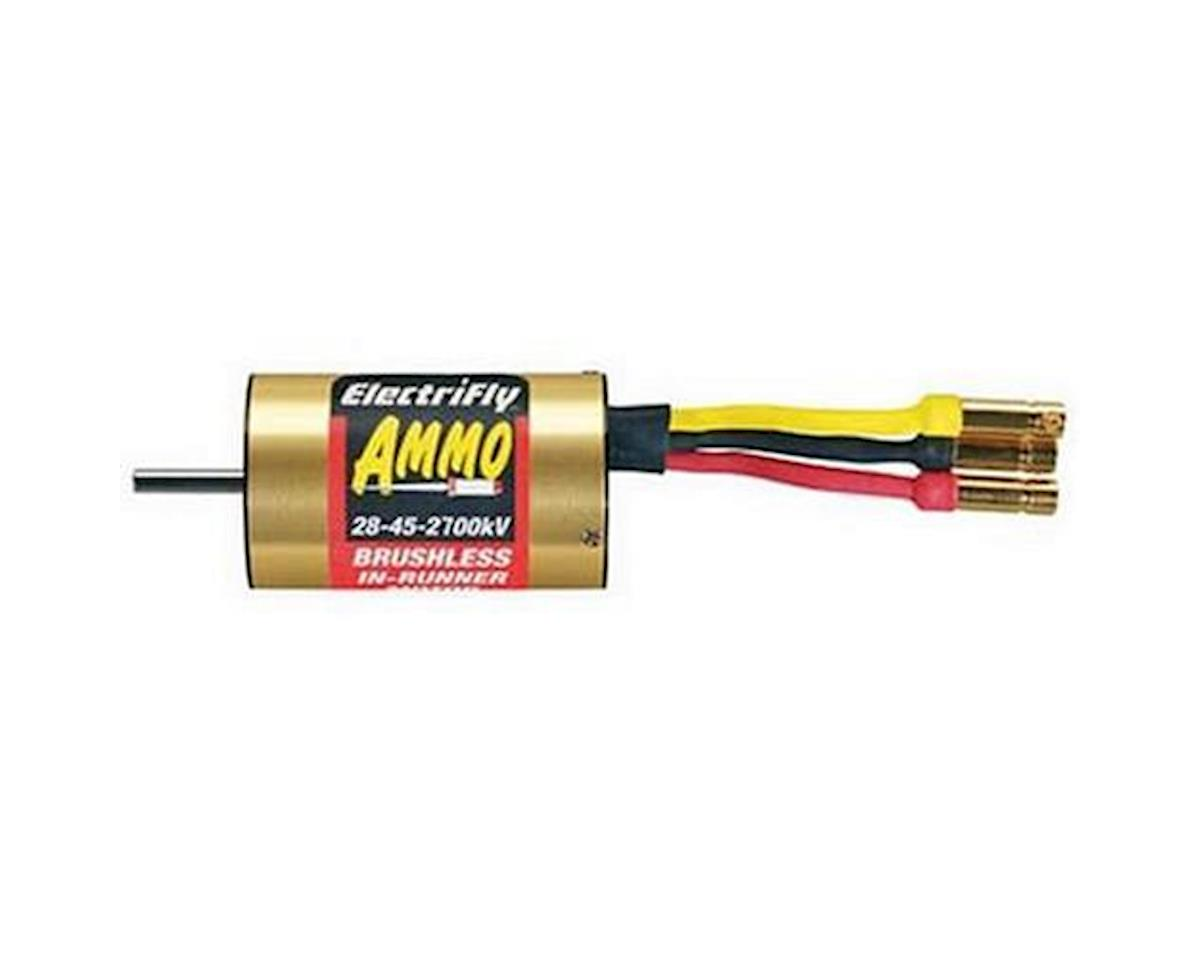 Great Planes Ammo 28-45-2700Kv Brushless Inrunner Motor