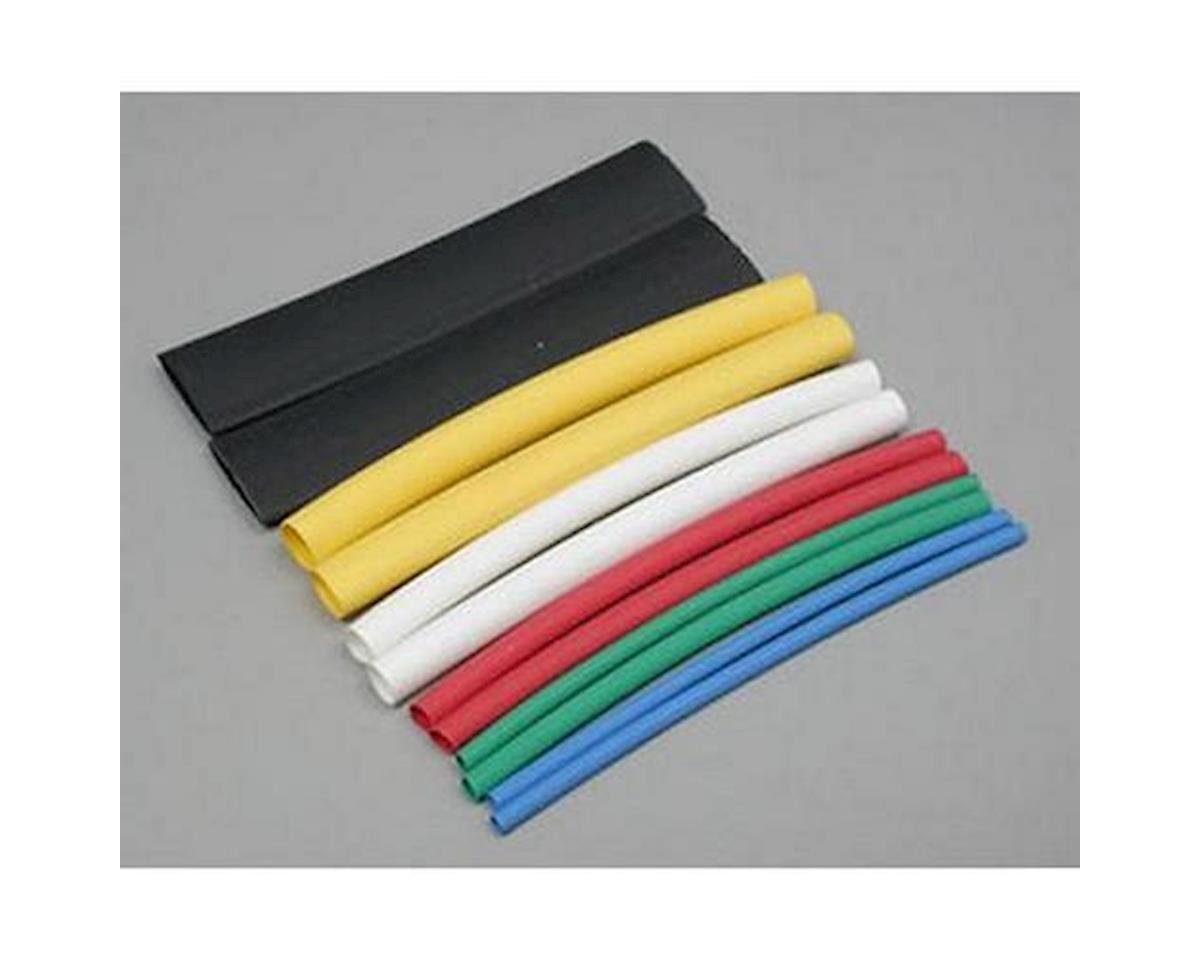 Asst. Heat Shrink Tubing 12Pc by Great Planes