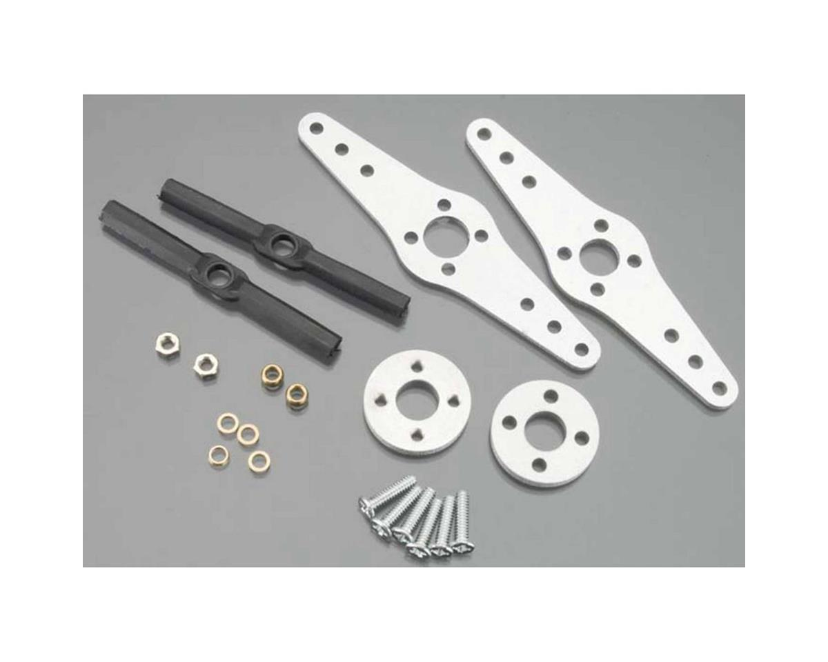 "Great Planes Double Sided 3"" Servo Arm Set"
