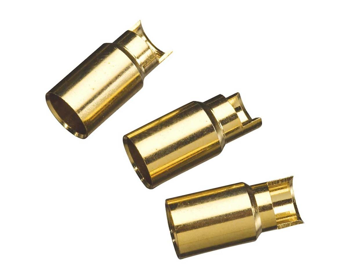Great Planes Gold Bullet Conn Female 6mm (3)