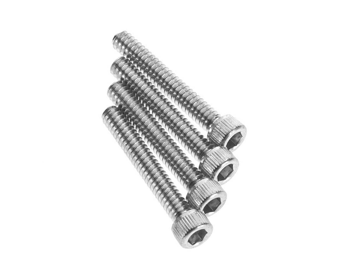 Great Planes Socket Head Cap Screws 4-40x3/4  (4)
