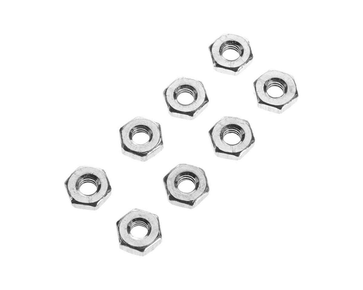 Hex Nuts 8-32 (8) by Great Planes