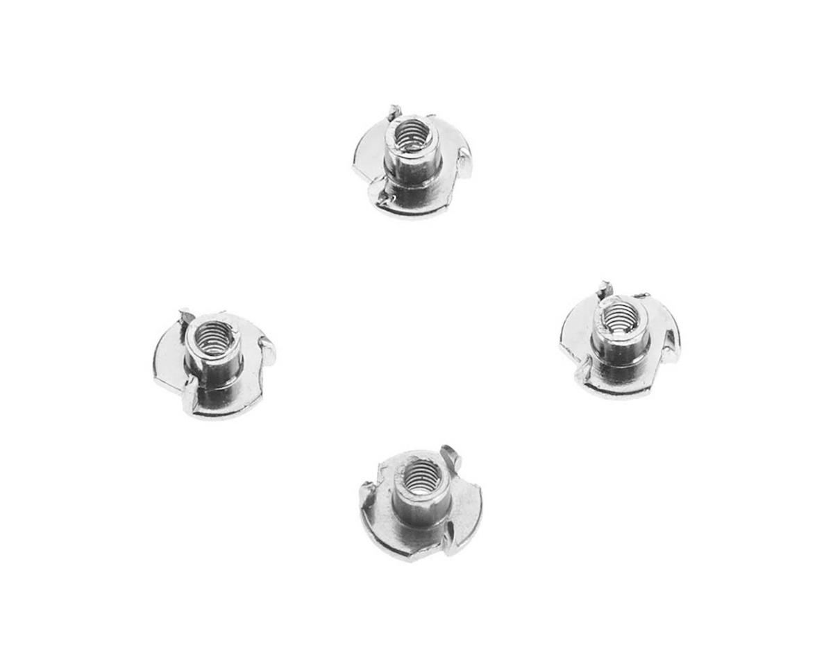 Great Planes Blind Nuts 2-56 (4)