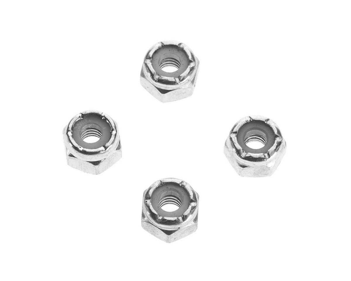 Great Planes Nylon Insert Locknut 8-32 (4)