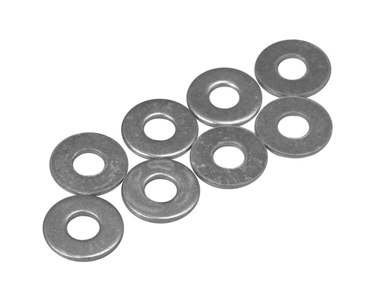 Great Planes  Flat Washer #4 8Pc
