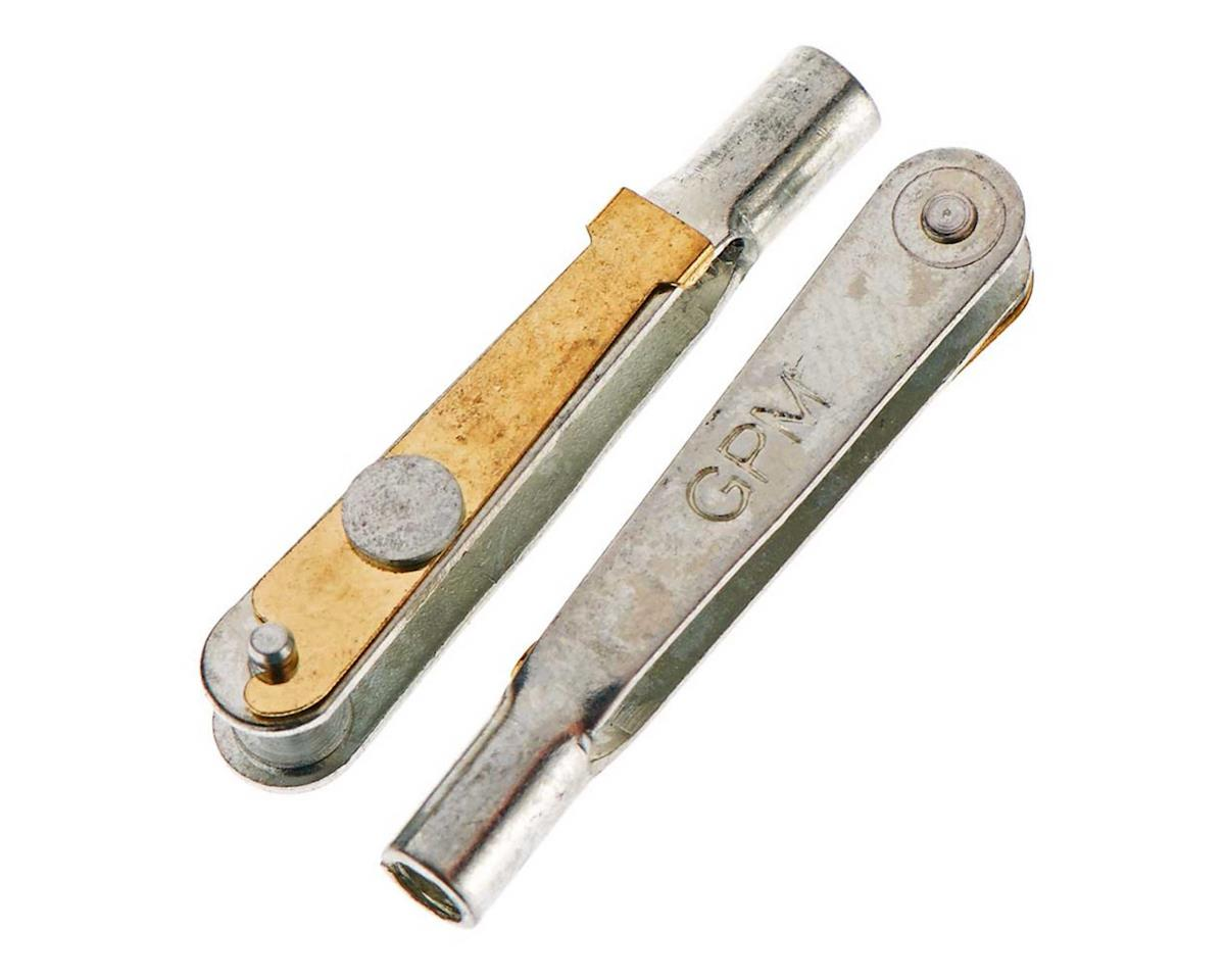 Great Planes Locking Clevis 4-40 (2)