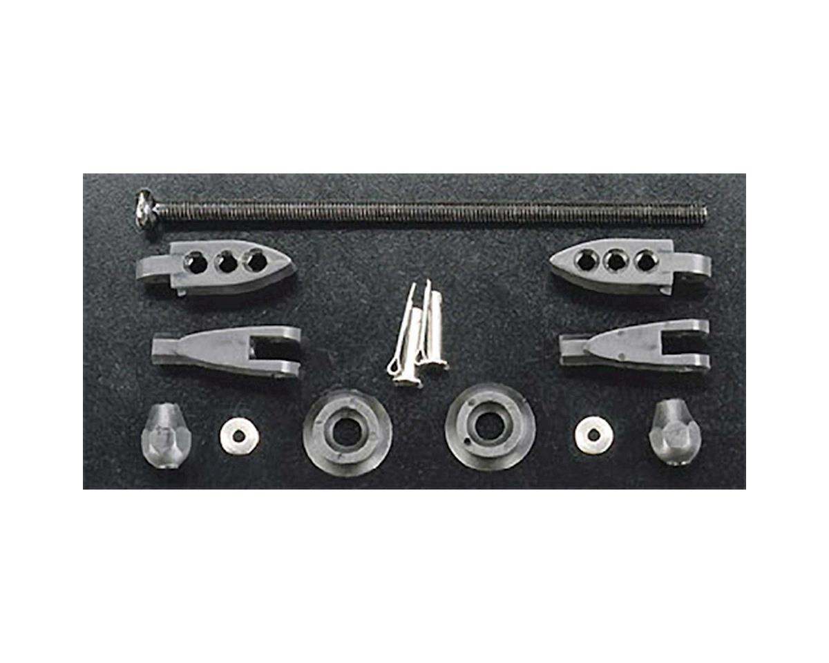 Great Planes Large Scale Double Control Horn Set