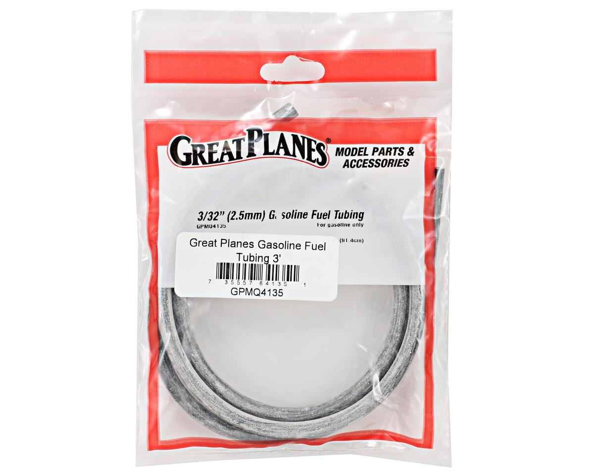 Great Planes Gasoline Fuel Tubing (91cm)