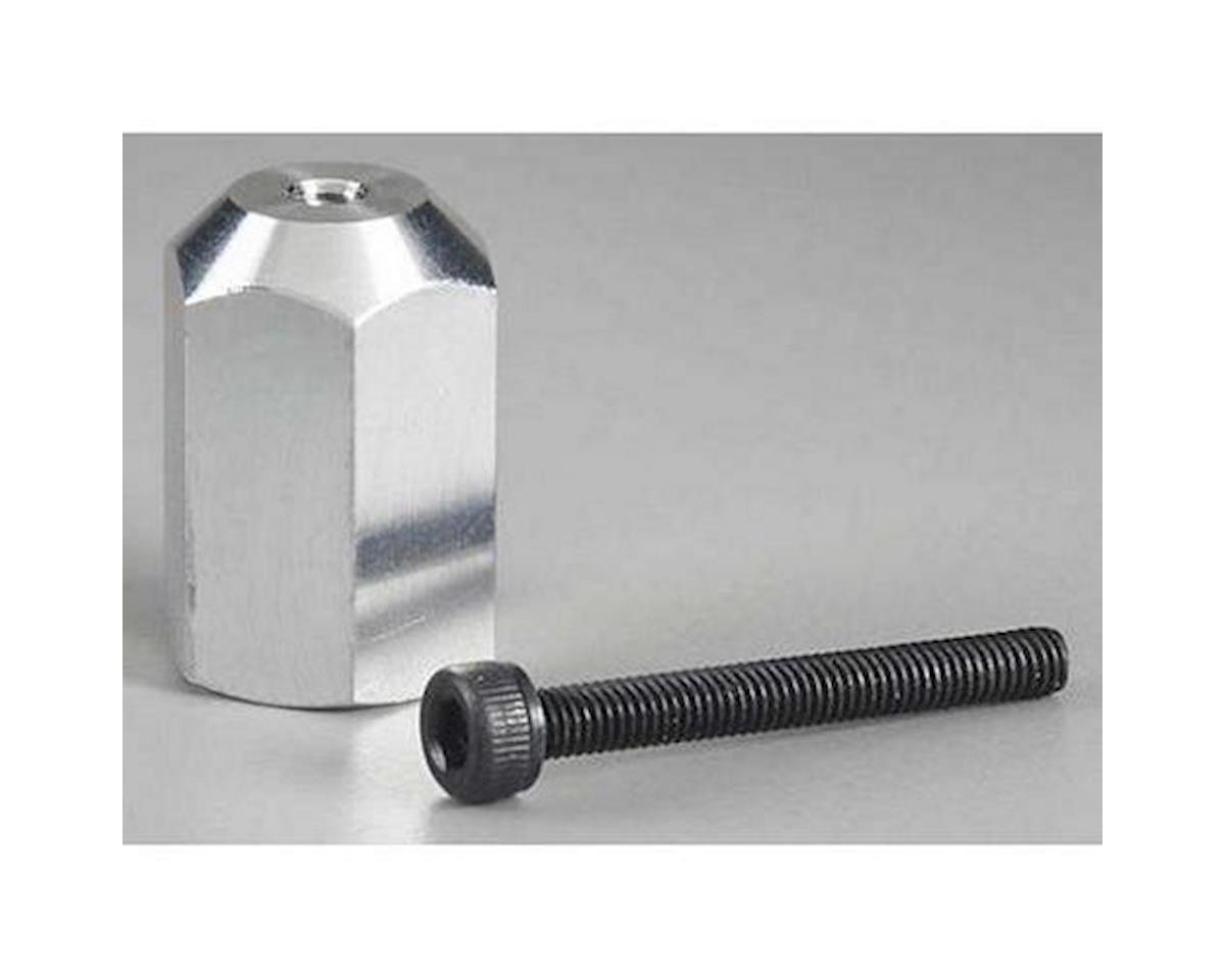 Great Planes Aluminum E-Spinner 5/16 -24 Adapter