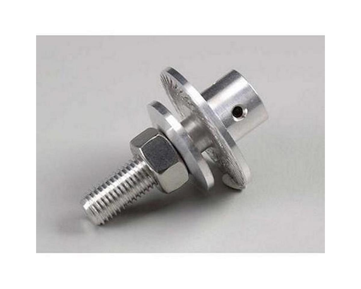 Great Planes Set Screw Prop Adapter 5.0mm Input to 5/16x24 Output