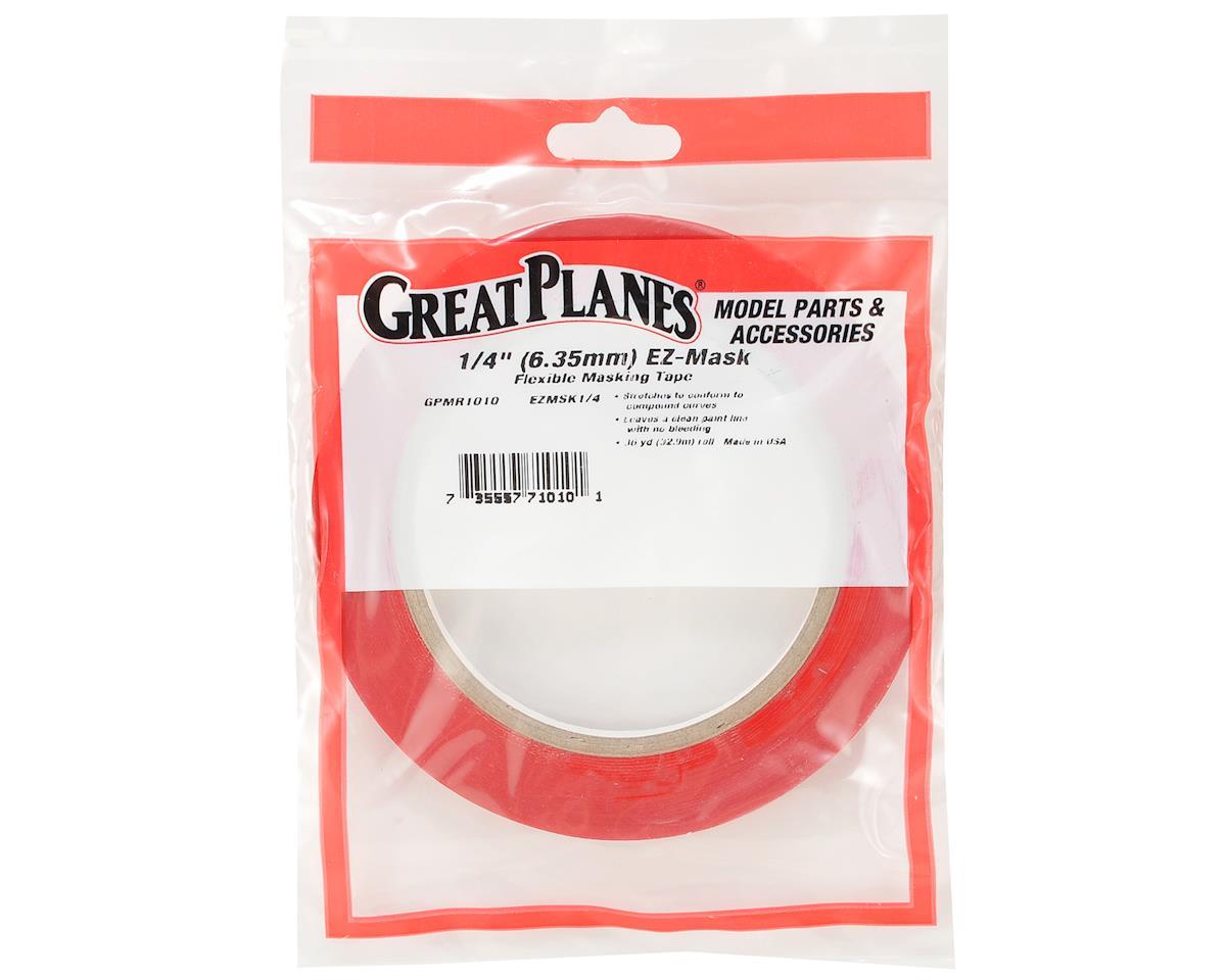 "Great Planes EZ Mask Tape (1/4"")"