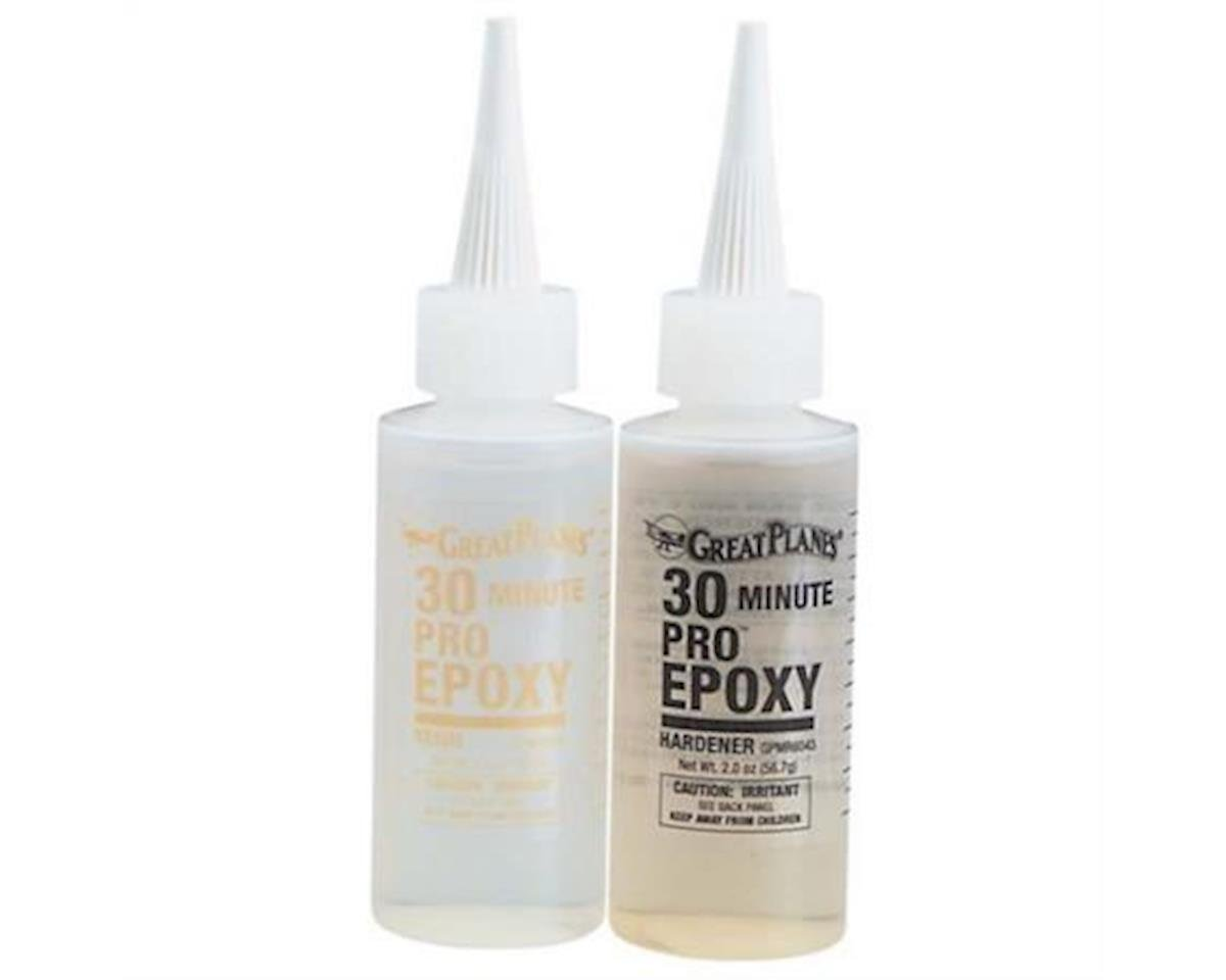 4Oz. Pro Epoxy 30Min Formula by Great Planes
