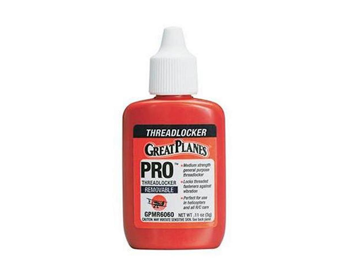 Great Planes Pro Thread Locking Compound