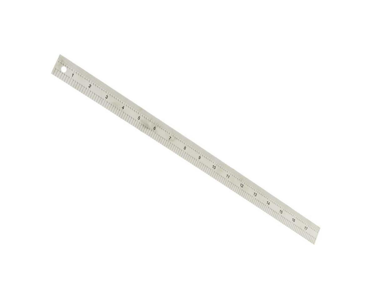 Great Planes 18  Flexible Stainless Steel Ruler