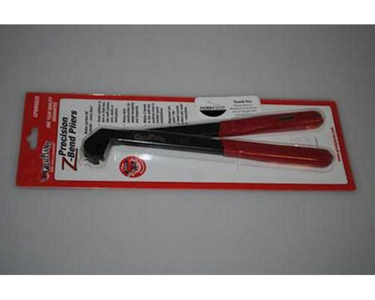 Great Planes Misc Parts Precision Z-Bend Pliers