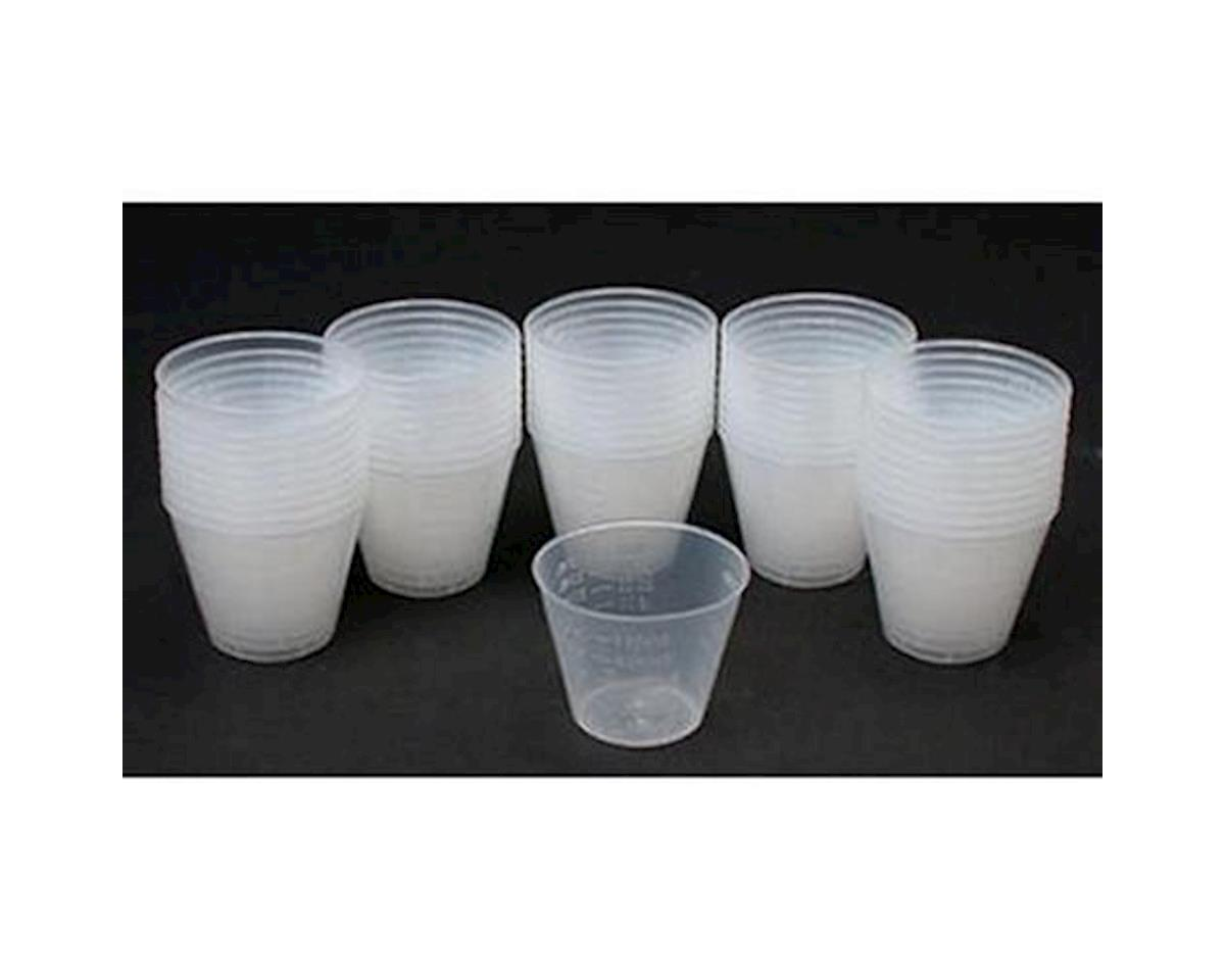 Epoxy Mixing Cups 50Pc by Great Planes