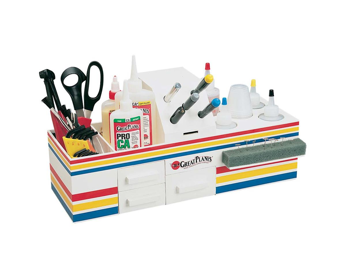 Great Planes Bench Topper Workbench Organizer