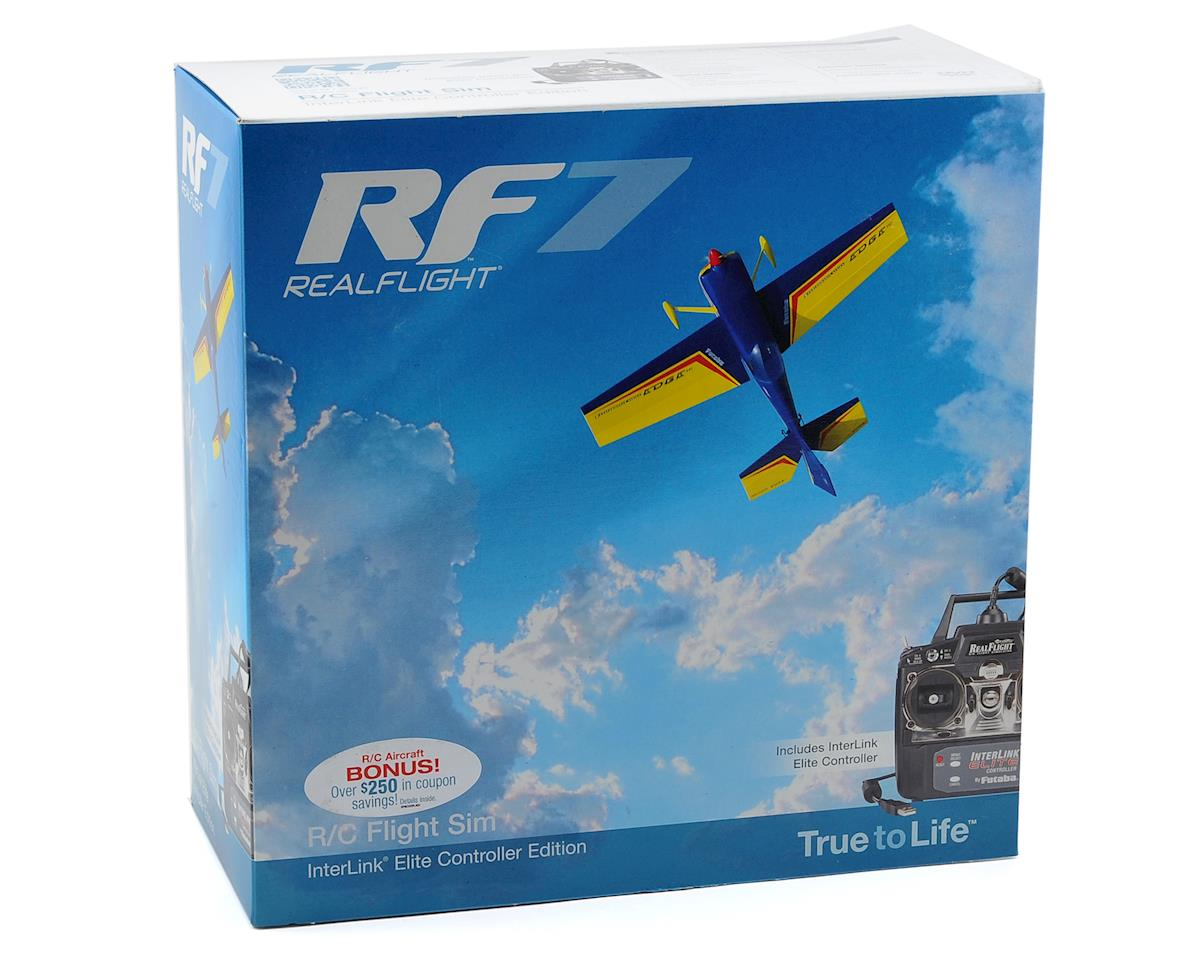 Great Planes RealFlight 7 w/Interlink Elite Mode 2 Controller