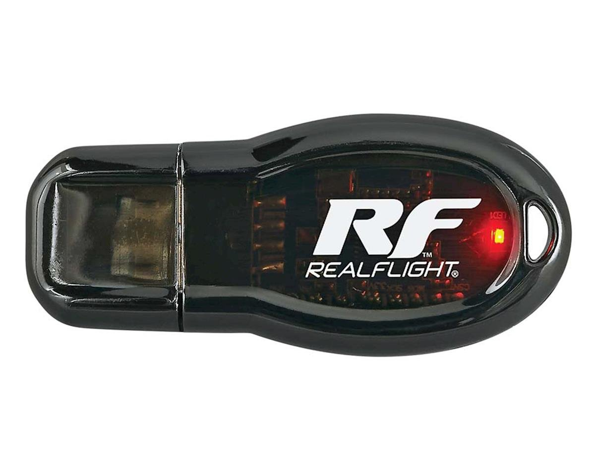 Great Planes RealFlight RF-X & RF8 Wireless Interface