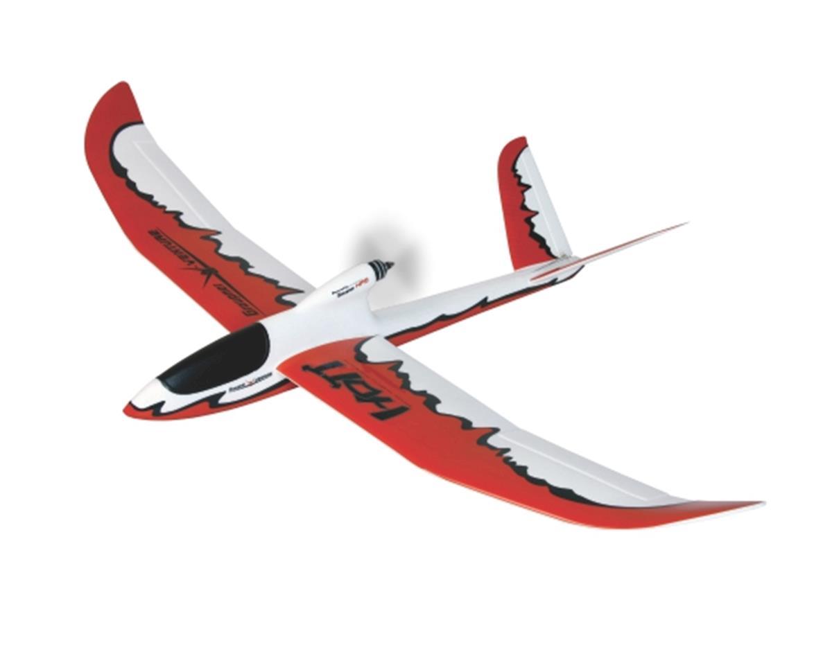 Graupner V-VENTURE HoTT Glider ARF (1350mm)