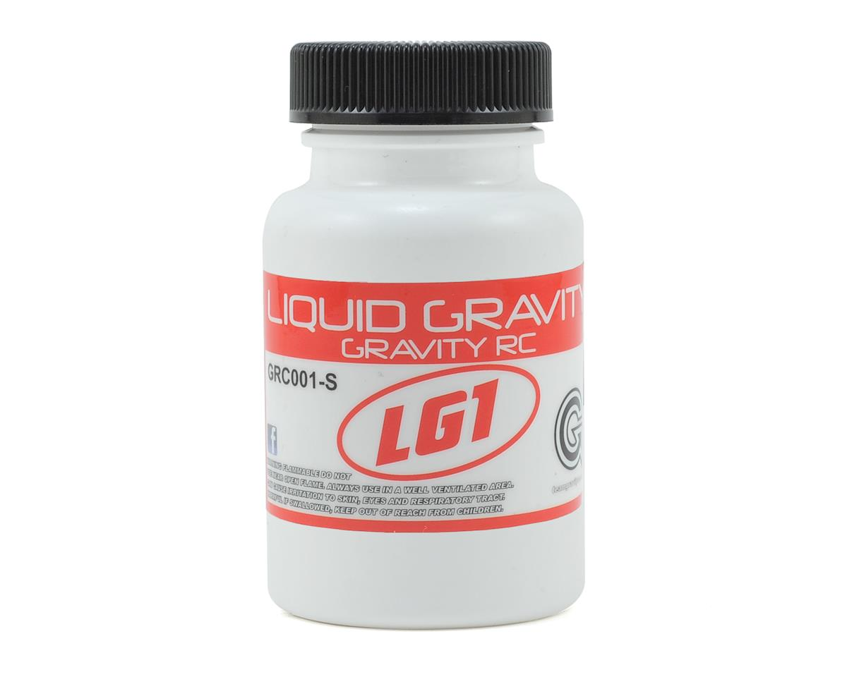 Liquid Gravity LG1 Rubber Tire Softener (3oz) by Gravity RC