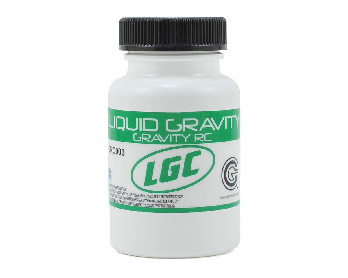 Gravity RC Liquid Gravity LGC Foam & Rubber Tire Traction Compound (3oz)