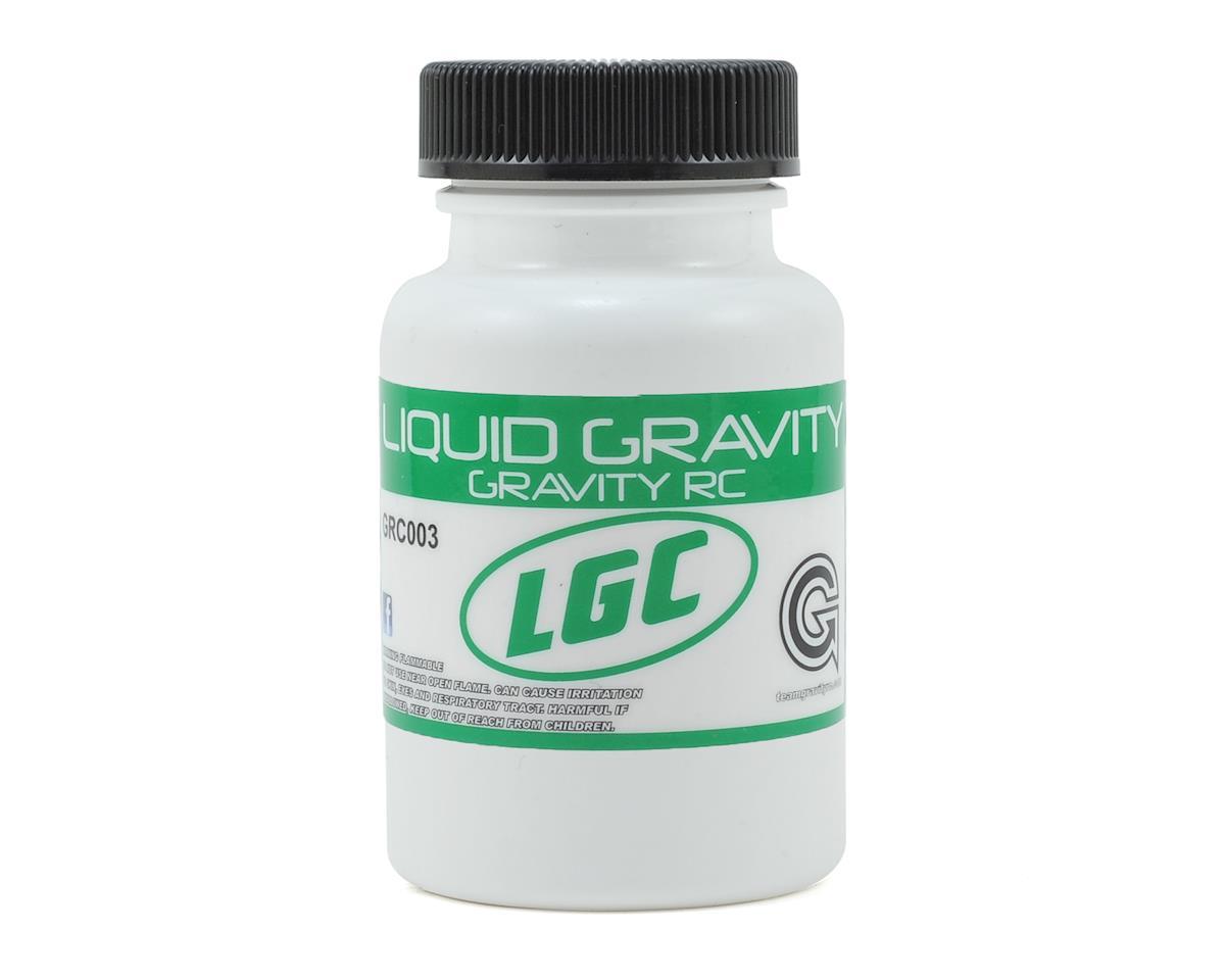 Liquid Gravity LGC Foam & Rubber Tire Traction Compound (3oz) by Gravity RC
