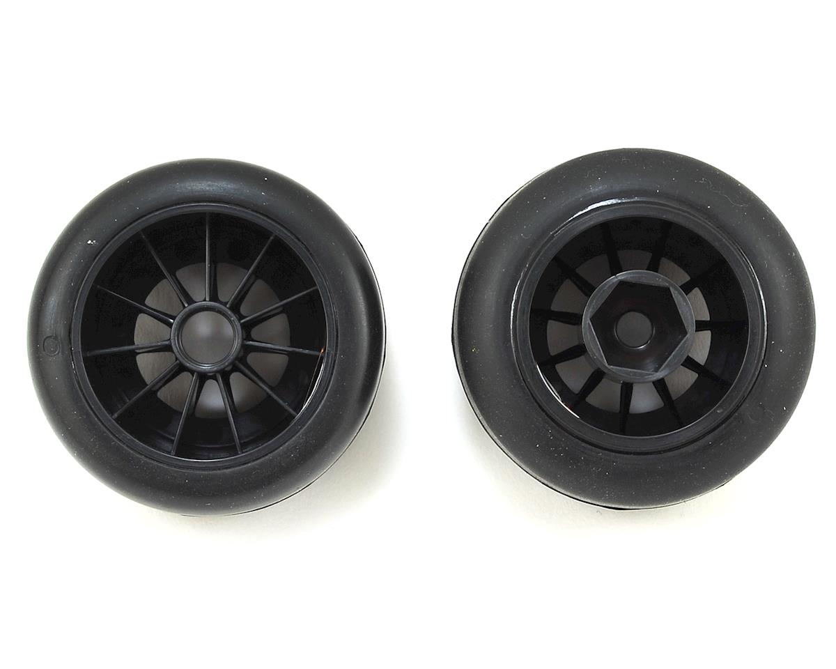 Gravity RC G-Spec Pre-Mounted Front & Rear F1 Tire Set (4)