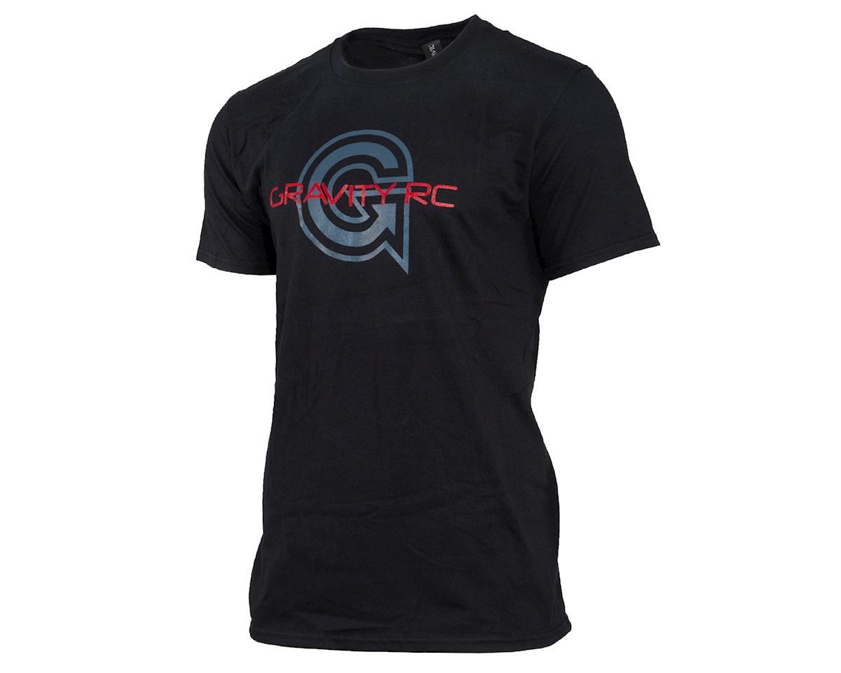 Gravity RC Short Sleeve Shirt (Black) (2XL)