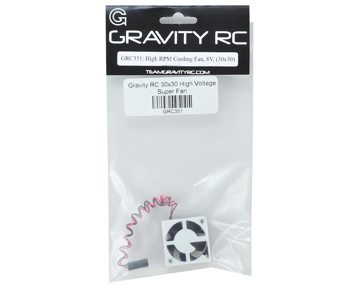 Gravity RC 30x30 High Voltage Super Fan
