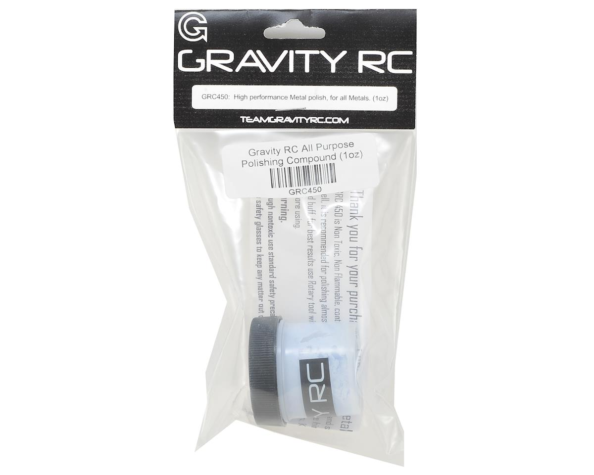 Gravity RC All Purpose Polishing Compound (1oz)