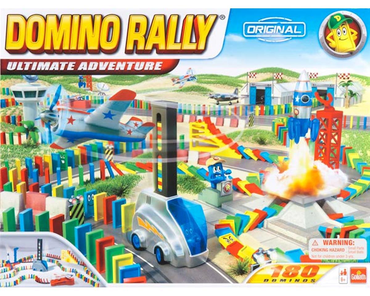 Goliath Games 80857 Domino Rally Ultimate Adventure