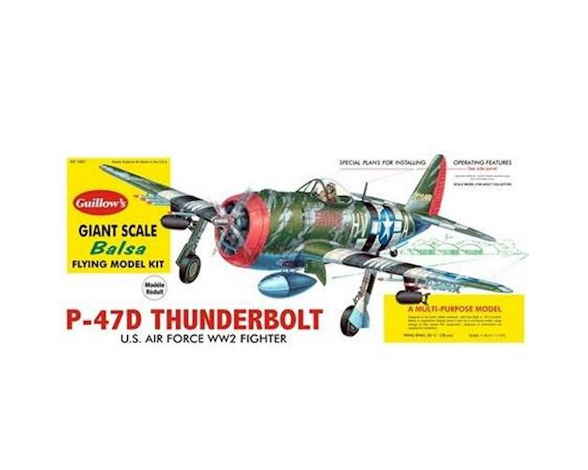 Guillow P47D Thunderbolt