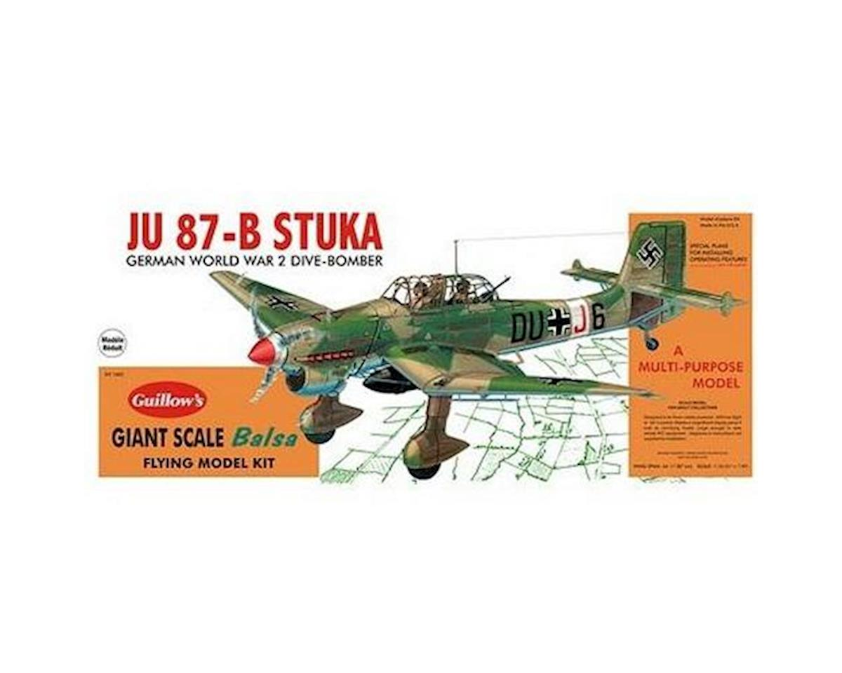 JU 87B Stuka by Guillow